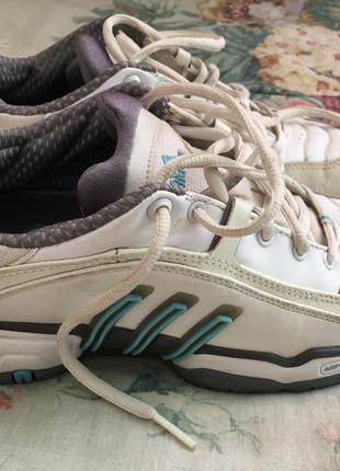 Кроссовки кожаные adidas оригинал