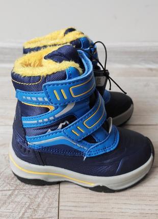 Дитячі демосезонні чобітки