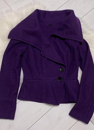 Karen millen пальто дубленка пиджак жакет