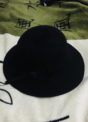 Капелюх ,шляпа шерстяная