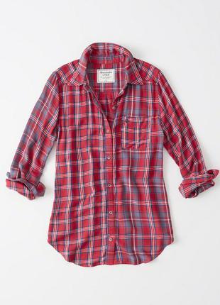 Abercombie&fitch рубашка
