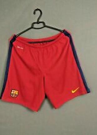 Спортивные шорты nike ® fc barcelona
