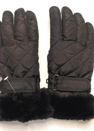 Перчатки женские зимние теплые thinsulate