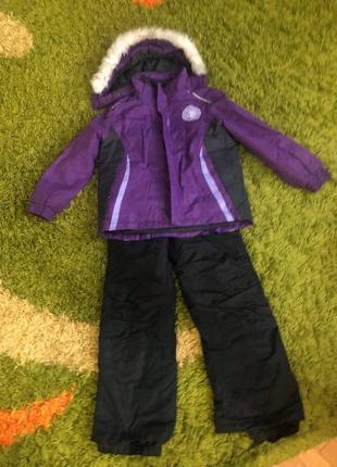 Лыжный костюм 128-134