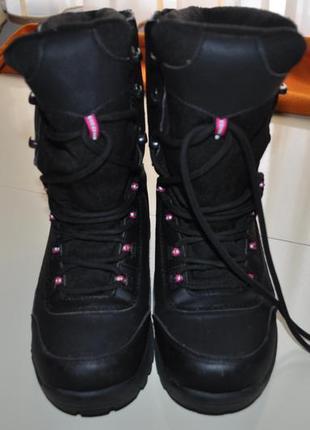 Ботинки для сновборда, ботинки в горы