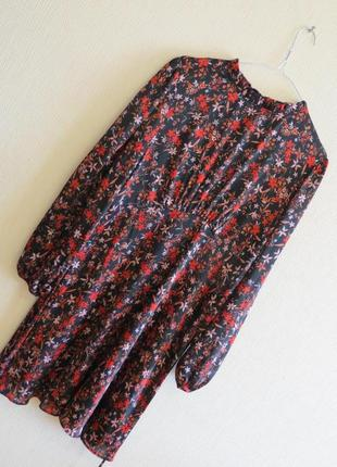 Шифоновое платье primark  (р.l)