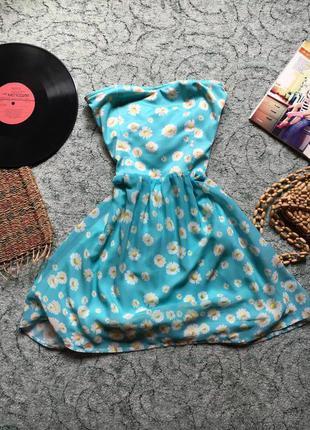 Очень милое платье-бюстье bershka