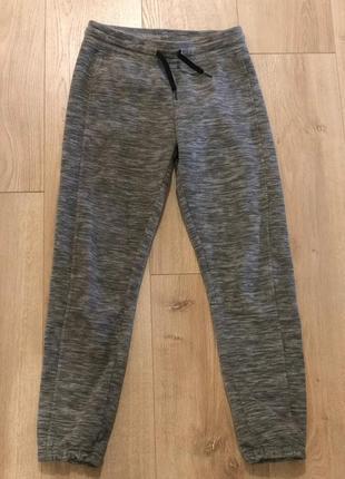 Флисовые брюки h&m 10-11 лет (140-146)