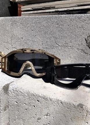 Баллистические-тактические очки