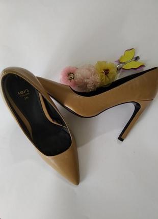 Туфли mango 36