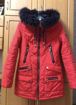 Пуховик куртка зима