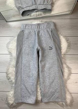 Спортивные штаны-кюлоты puma