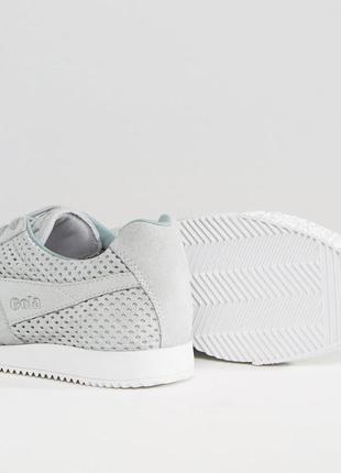 Gola дышащие замшевые кроссовки с перфорацией оригинал 38,39