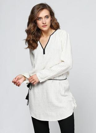 Туника джемпер кофта рубашка massimo dutti