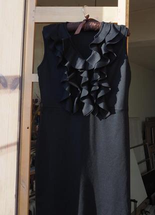 Трикотажное платье 🎓
