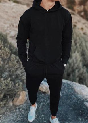 Мужской спортивный костюм штаны худи кофта