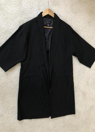 Длинный пиджак! размер с