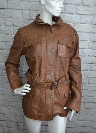 Куртка курточка из искусственной кожи, c&a, xxl  кожаная