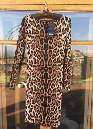 Платье из тонкого трикотажа 🐯