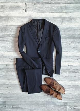 Мужской итальянский костюм iannalfo & sgariglia