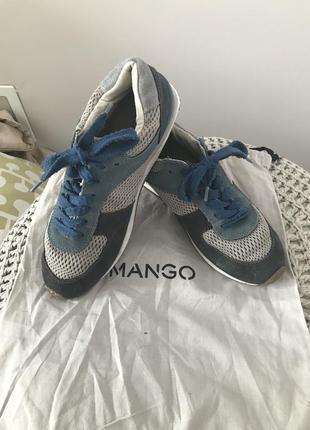 Кросовки mango