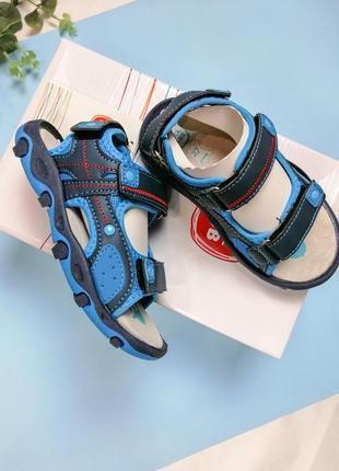 Крутые сандалии на мальчика cool-club польша