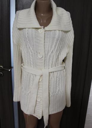 Кардиган fashion alert в идеальном состоянии l