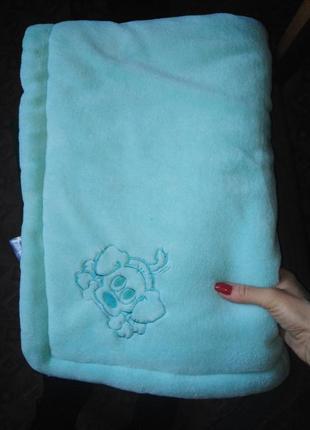Двухсторее одеялко для малыша