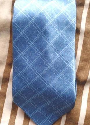 Lanvin paris. шелк галстук оригинал.100% шелк.