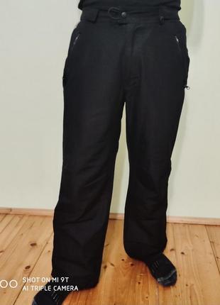 Горнолыжные брюки, штаны для сноуборда nidecker (швейцария)