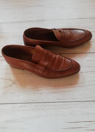 Стильные туфли для респектабельных мужчин roy robson (рой робсон) р. 44