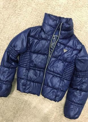 Фирменная куртка guess
