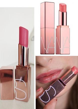 Цветной бальзам губ nars orgasm afterglow lip balm, полноразмер