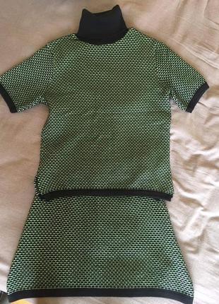 Стильний костюм zara