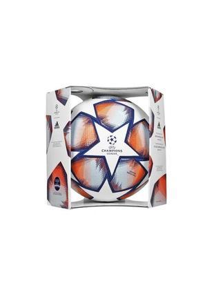 М'яч футбольний офіційний adidas finale pro omb fs0258