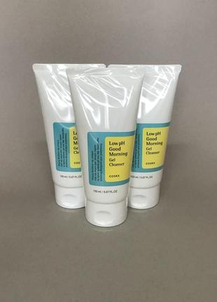 Гель для умывания cosrx low ph good morning gel cleanser ph 5,5 150 мл