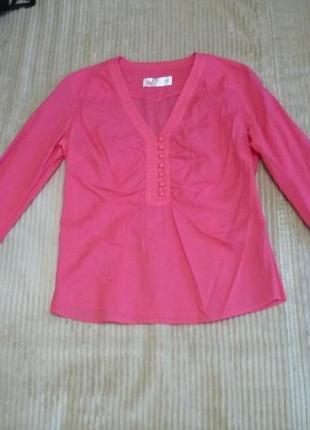 Блузка sela очень легкая