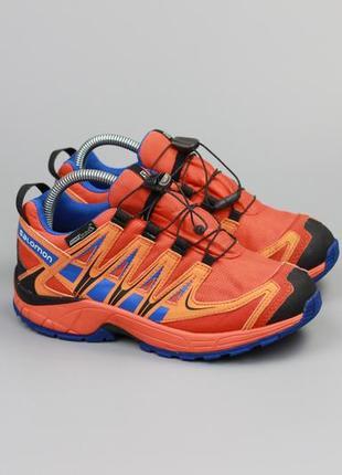 Трекинговые водонепроницаемые кроссовки