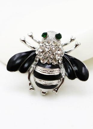 Красивая брошь брошка пчела пчелка