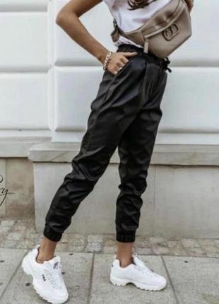 Теплые штаны-джоггеры на флисе!! отличного качества! 42, 44, 46, 58 р. есть 50, 52 р
