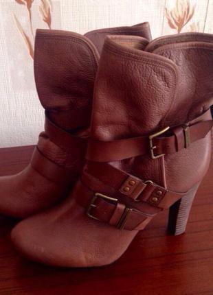 Ботинки dkny