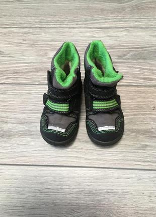 Зимние ботинки superfit gore-tex размер 21