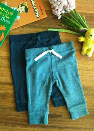 Классный набор штанишек,брючек для малыша f&f на 3 месяца.