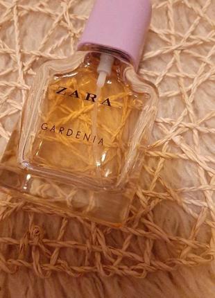 Zara gardenia духи . парфюм