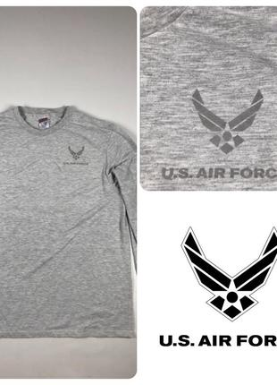 Us air force training longsleeve type 2 кофта soffe made in usa