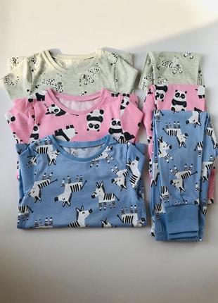 Пижама на 4-5 лет {104-110 см}