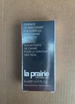 La prairie eye complex экстракт клеточного комплекса икры для кожи вокруг глаз