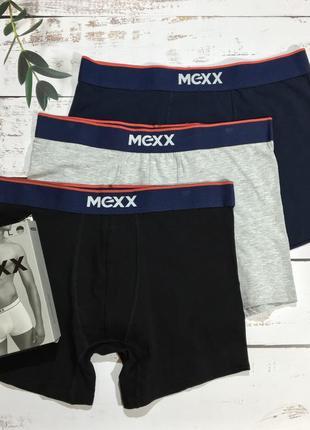 Котонові боксери від бренду mexx