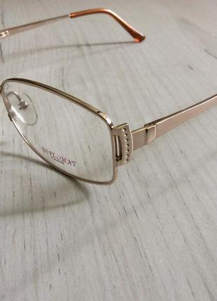 Женская оправа очки окуляри с флексами diplomat