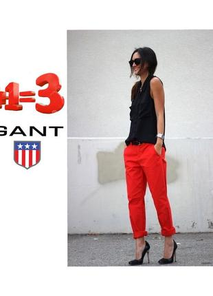 ♥1+1=3♥ gant брюки/штаны чинос